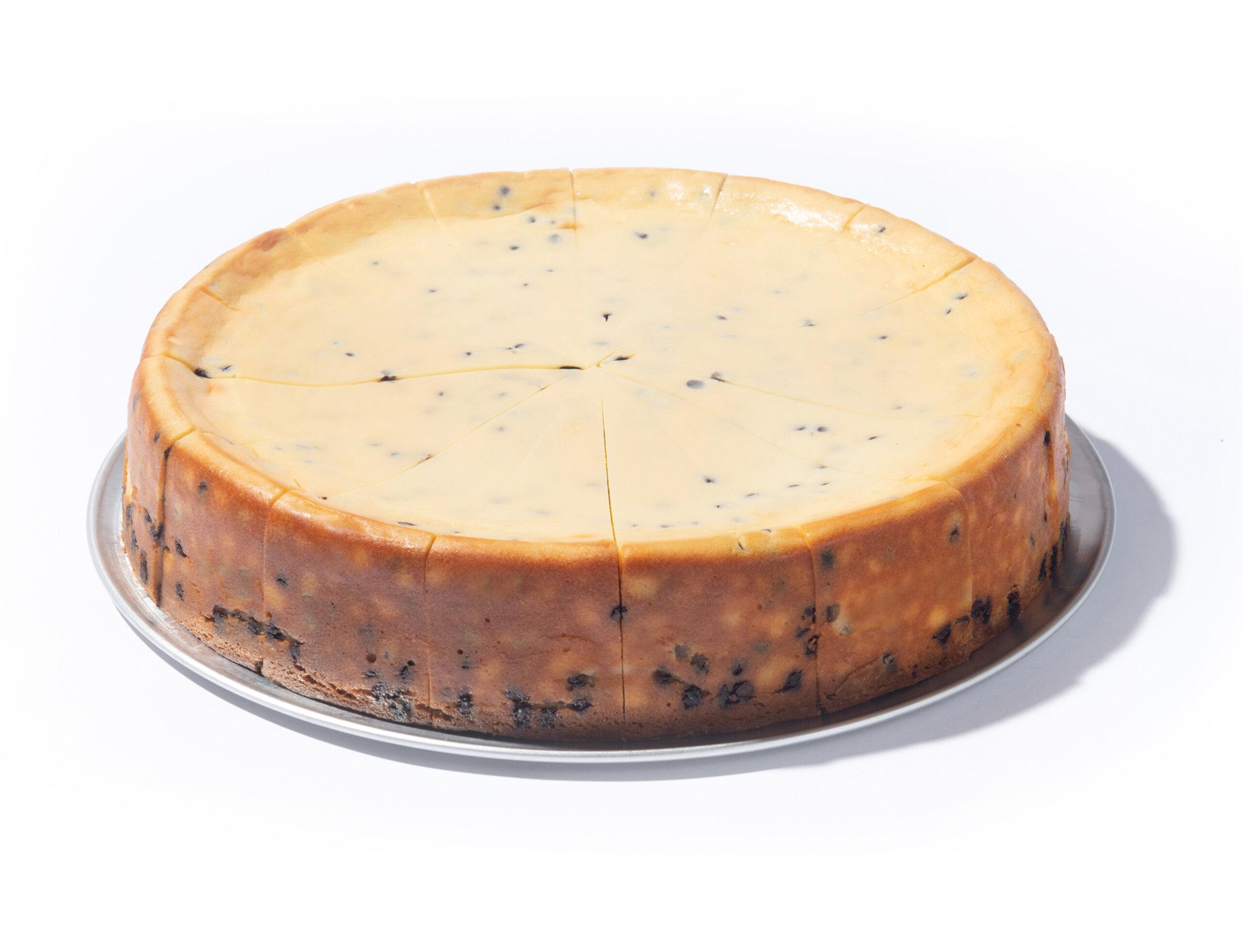 Eli's Chocolate Chip Cheesecake