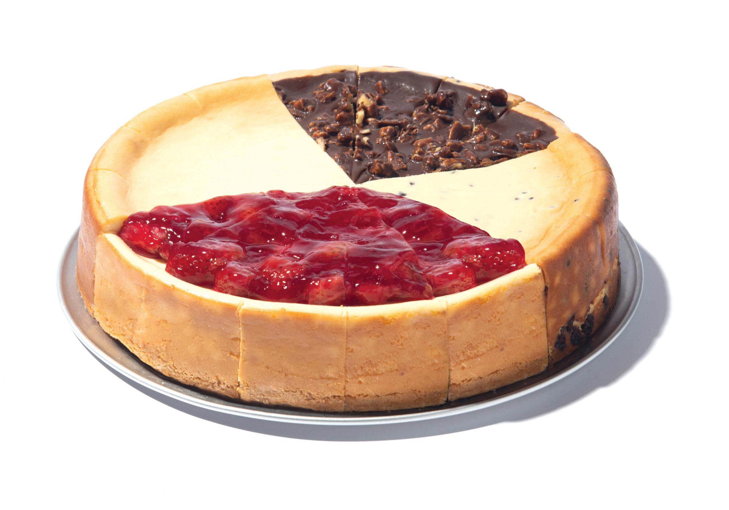 Eli's Original Favorites Cheesecake Sampler