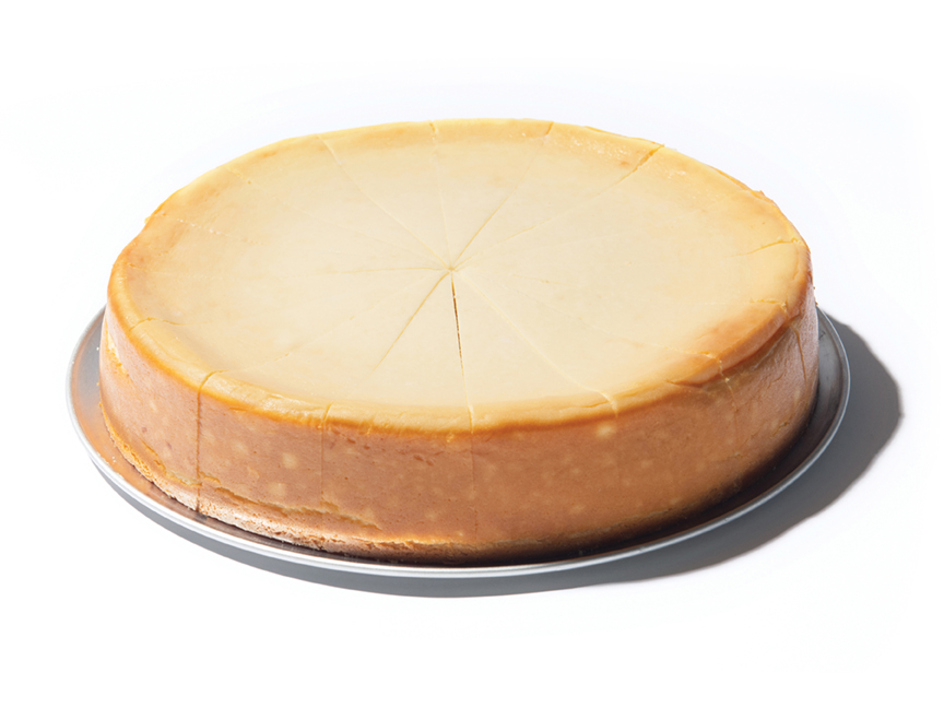 Eli's Original Plain Cheesecake