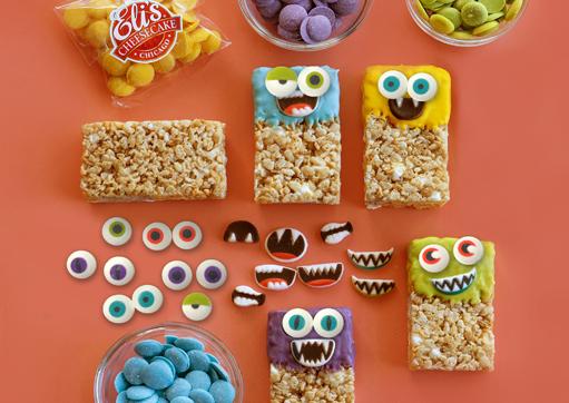 DIY Monster Crispy Bar Kit